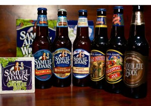 SAMUEL ADAMS CHOCOLATE BOX