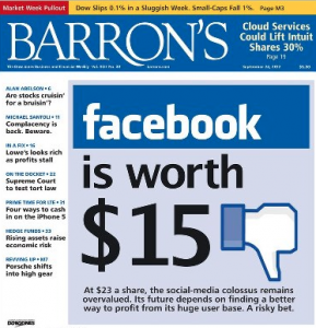 Facebook Earnings Tonight After the Close – FB