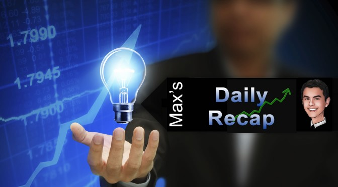 Daily Recap: Technology & Financial Bounce